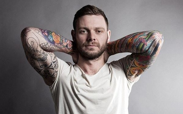 Мужчины с татуировками чаще изменяют своим вторым половинкам |